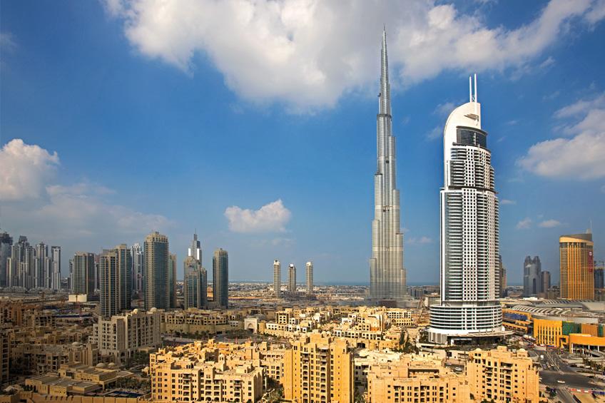 United Arab Emirates and Dubai cruises