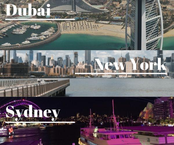 World Tour Cruises